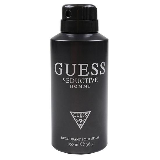 Guess Seductive Deodorant Body Spray For Men (150 Ml)