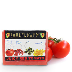 Soulflower Soap Juicy Red Tomato (150 g)