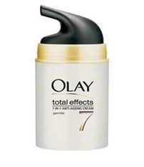 Olay Total Effects Anti Ageing Cream Gentle (50 g)