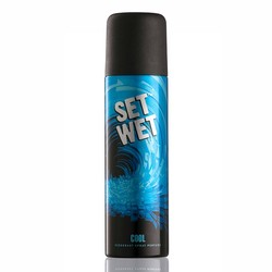Buy Set Wet Style Cool Deodorant Spray 150 Ml Online Set