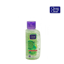 Clean & Clear Morning Energy Face Wash Purifying Apple (50 Ml)