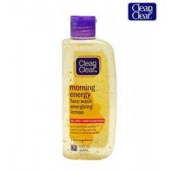Clean & Clear Morning Energy  Lemon Face Wash (50 Ml)