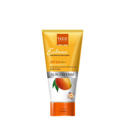 VLCC Extreme Sun Protection Cream SPF 60 (85 G)