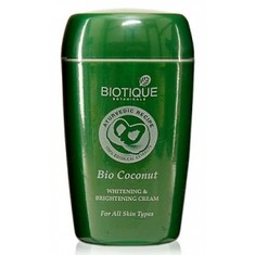 Biotique Bio Coconut Whitening & Brightening Cream (50 g)