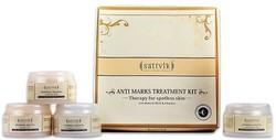 Sattvik Organics Anti Marks Treatment Kit (180 G)
