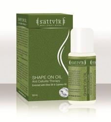 Sattvik Organics Shape On Oil