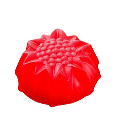 Soulflower Soap Rose Pure Glycerin (100 g)