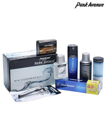 Park Avenue Mens Grooming Kit (Pack Of 2)
