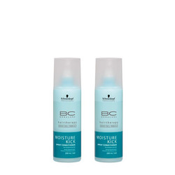 Schwarzkopf Bonacure Moisture Kick Spray Conditioner (200 Ml) (Pack Of 2)