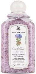 Manufaktura Home Spa Carlsbad Springs Anti Stress Bath Salts With Thermal Salts And Lavender (300 G)