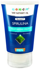 The Natures Co. Spirulina Moisturizing Cream For Men (125 Ml)
