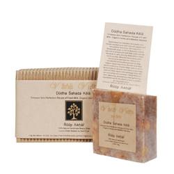 Vana Vidhi Dudha Sahada Kela Fresh Milk, Organic Honey & Malabar Banana Timeless Skin Perfection Beaute Soap (120 G)