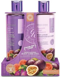 Grace Cole Passion Fruit & Guava Fresh & Reviving Body Care Duo Body Wash & Body Lotion