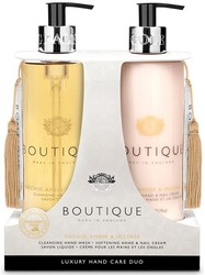 Grace Cole Boutique Orchid Amber & Incense Hand Wash & Hand & Nail Cream Luxury Hand Care Duo