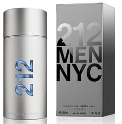 Carolina Herrera 212 Men NYC EDT (100 Ml)