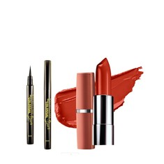 Maybelline The Colossal Liner (1.2 g) + FREE Maybelline Color Sensational Lip Color Buff B42 (4 g)