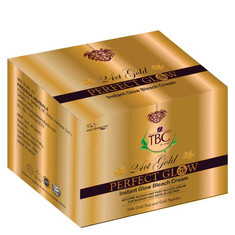 TBC By Proveda Perfect Glow 24 Ct Gold Perfect Glow Instant Glow Bleach Cream (250 G)