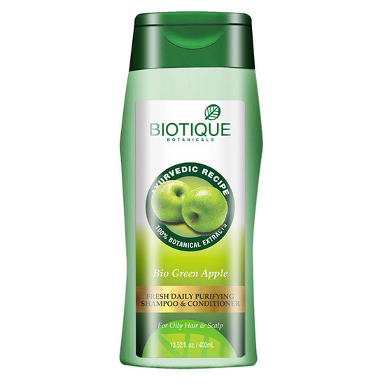 Biotique Bio Green Apple Shampoo (400 Ml) (Fmcg)